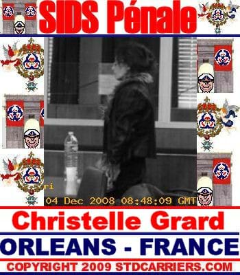 Christelle Grard