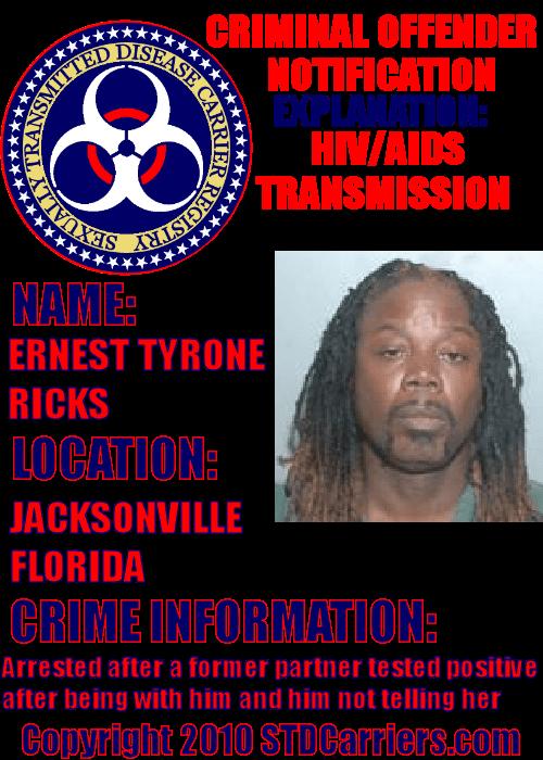 Ernest Tyrone Ricks