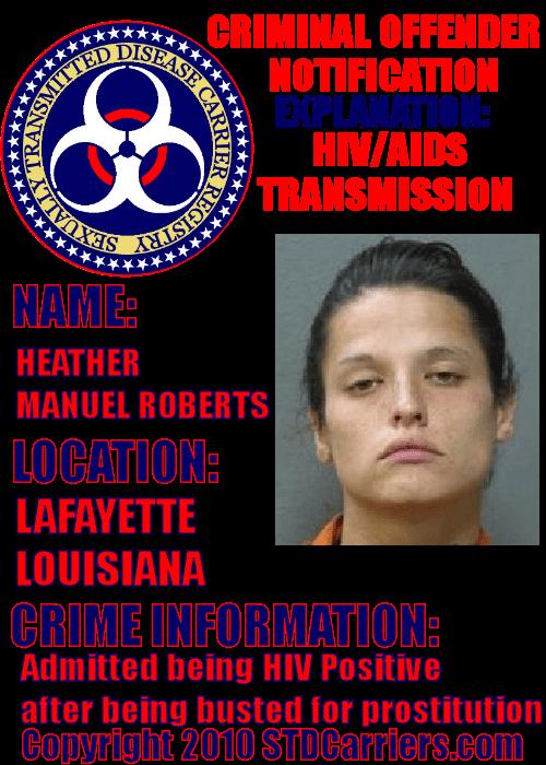 Heather Manuel Roberts