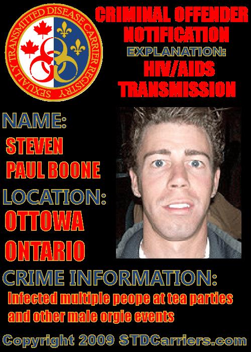 Steven Paul Boone