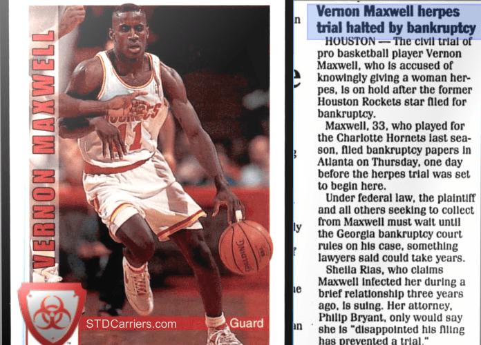Vernon Maxwell