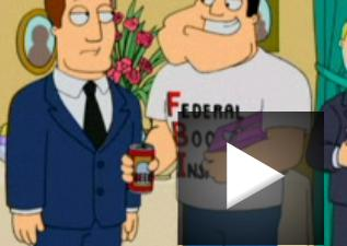 American Dad Bachelor Party