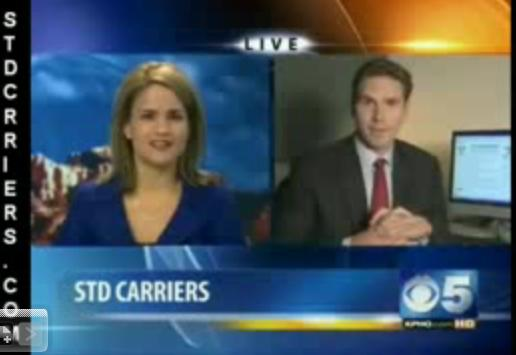 STD Carriers on CBS 5 News in Phoenix