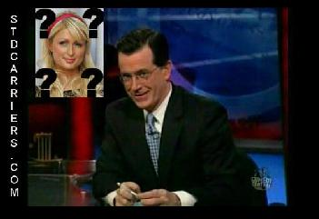 Colbert Report - Beer Pong Gives You Herpes?