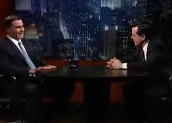 Colbert Report - Phil Bronstein
