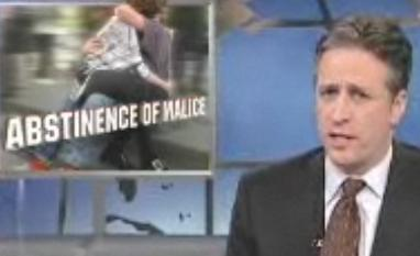 Daily Show - Abstinence OF Malice