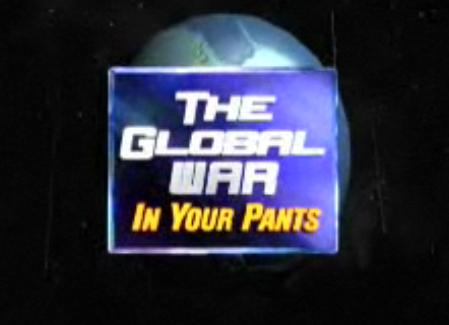 Daily Show - The War In Your Pants
