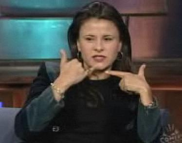 Daily Show - Tracey Ullman