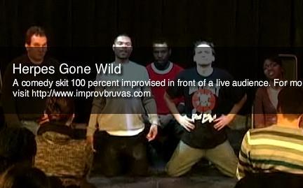 Herpes Gone Wild Video