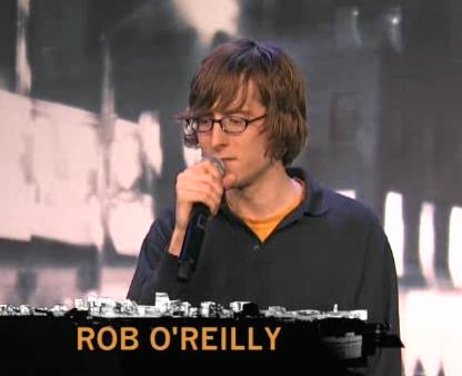 Rob O'Reilly - STDs! Wooo!