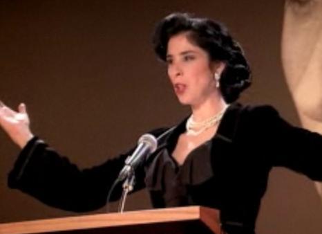 Sarah Silverman's AIDS Rally