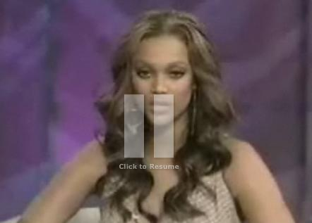 Tyra Banks Talks About Herpes