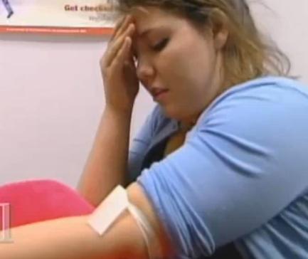 Dr Phil - Slut Gets a STD Test Video