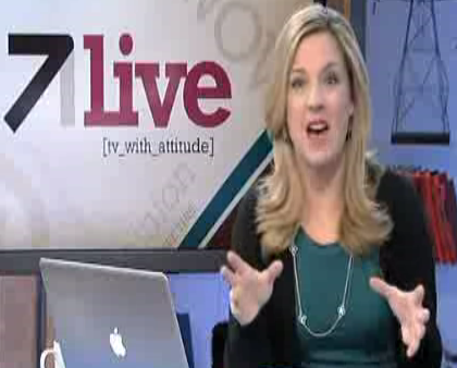 Jennifer Jolly's STD Rant with Brian Copeland on 7 Live KGO-TV Video